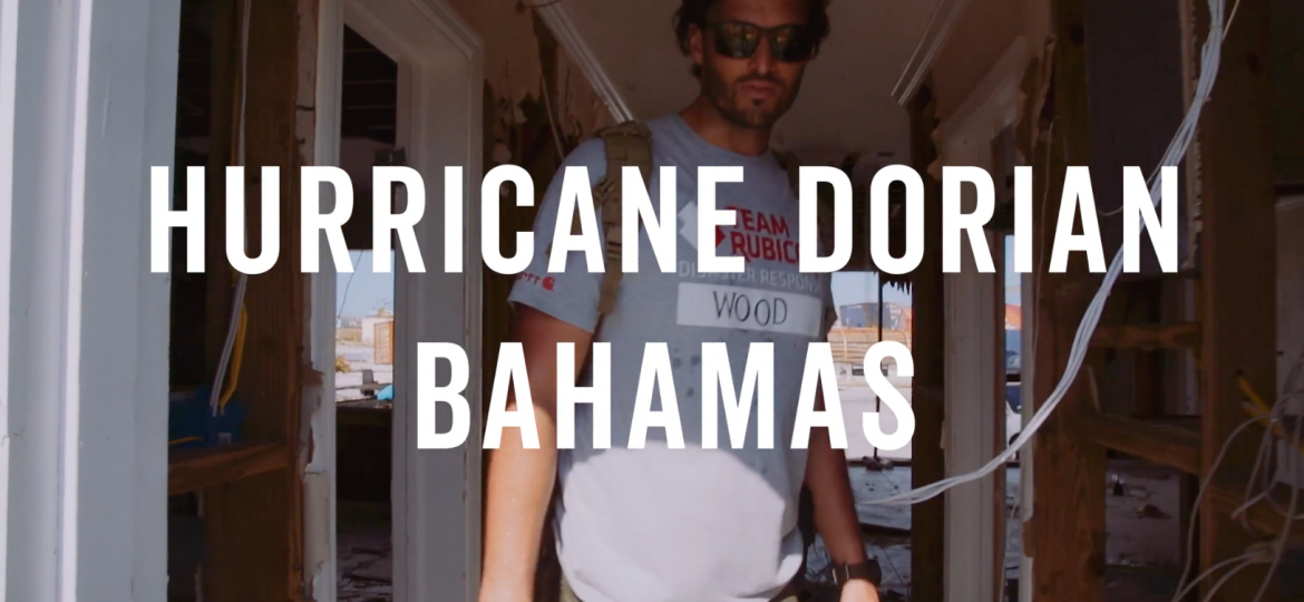 Team Rubicon Dorian Fund Raising Video